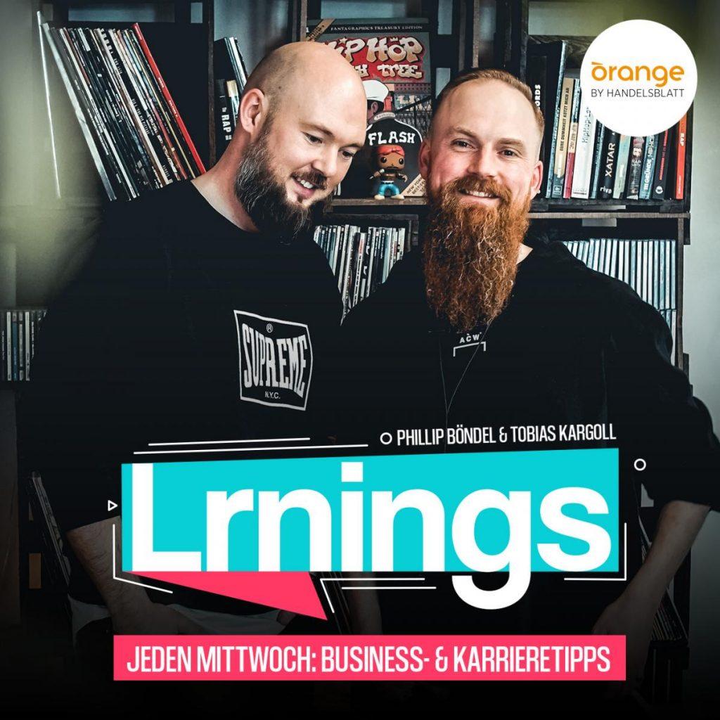 Lrnings Podcast Cover